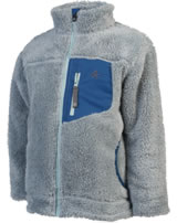 Color Kids Fleece-Jacke gefüttert KATIMBO dusty blue 103733-0146