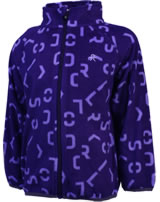 Color Kids Fleece-Jacke KASANDRA violet indigo 103795-4178