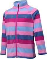 Color Kids Fleece-Jacke NELIDO AOP fuchsia pink 103984-482