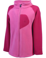 Color Kids Fleece-Jacke RAFTING 2 camellia rose 103792-4113