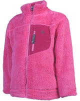 Color Kids Fleece-Jacke gefüttert KATIMBO camellia rose 103733-4113