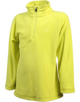 Color Kids Fleece-Pullover SANDBERG neon yellow 103794-339