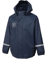 Color Kids Gefütterte PU Regenjacke DIGGIE midnight navy 104377-1143