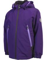 Color Kids Gefütterte Softshell-Jacke KONSTANTIN violet indigo 103778-4178