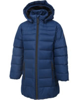 Color Kids Gefütterte Stepp-Jacke/Parka KENYA Air-flo 5.000 est. blue 104103-188