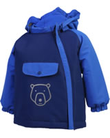 Color Kids Gefütterte Winter-Jacke KAIDO estate blue 103740-0188