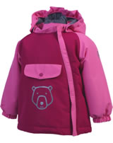 Color Kids Gefütterte Winter-Jacke KAIDO rasberry 103740-0443