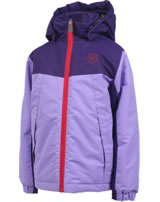 Color Kids Gefütterte Winter-Jacke KELLI purple hebe 103722-4175