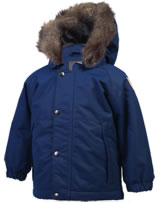 Color Kids Gefütterte Winter-Jacke KELVIN Mini estate blue 103737-188