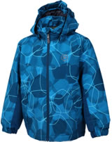 Color Kids Gefütterte Winter-Jacke KONROD Air-flo 5.000 hawai. surf 104164-1150