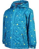 Color Kids Gefütterte Winter-Jacke KONROD deep lagoon 103770-2146
