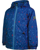 Color Kids Gefütterte Winter-Jacke KONROD estate blue 103770-188