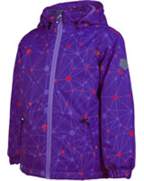 Color Kids Gefütterte Winter-Jacke KONROD violet indigo 103770-4178