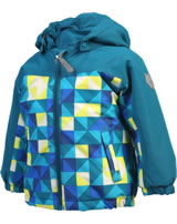 Color Kids Gefütterte Winter-Jacke KURT deep lagoon 103741-2146