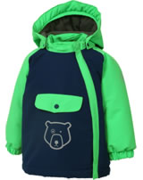 Color Kids Gefütterte Winter-Jacke Mini DAIDO Air-flo 8.000 blue 104169-188