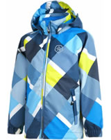 Color Kids Allwetter-Jacke PLAY BILBOA cyan 102864-0119