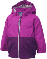Color Kids Regen-Jacke TORGUN MINI magenta purple 103898-4123