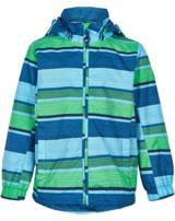 Color Kids Regenjacke ESBEN AOP Air-flo 8.000 blue sapphire 104646-0189