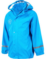 Color Kids Regenjacke TATUM PU diva blue 103826-0170