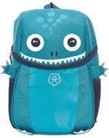 Color Kids Backpack with reflectors Kico mini blue sapphire CK104686-189