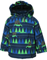 Color Kids Schnee-Jacke Mini RAIDONI Air-flo 10.000 estate blue 104066-188