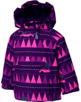 Color Kids Schnee-Jacke Mini RAIDONI Air-flo 10.000 pickled beet 104066-4181
