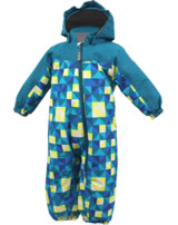 Color Kids Schnee-Overall KARLO MINI deep lagoon 103727-02146