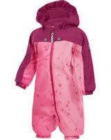 Color Kids Schnee-Overall KELBY Air Flor 8000 MINI  rasberry 103725-443