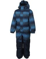 Color Kids Schnee-Overall KLEMENT Air-flo 10.000 estate blue 104441-188