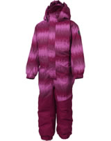 Color Kids Schnee-Overall KLEMENT Air-flo 10.000 raspberry 104441-443