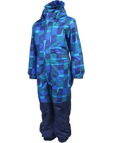 Color Kids Schnee-Overall KLEMENT deep lagoon 103749-02146