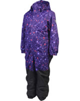 Color Kids Schnee-Overall KLEMENT violet indigo 103749-4178