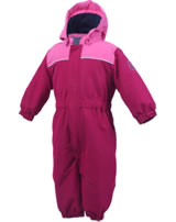 Color Kids Schnee-Overall KOMBI Mini rasberry 103729-443