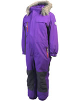 Color Kids Schnee-Overall PLAY KITO violet indigo 103748-04178