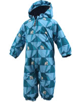 Color Kids Schnee-Overall RIMAH MINI ocean 103726-128