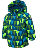 Color Kids Veste de neige RAIDONI MINI FOXES deep ocean 103413-0138