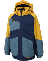 Color Kids Skijacke Winterjacke SALWAN Air-flo 10.000 estate blue 104444-188