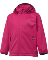 Color Kids Softshell-Jacke RALADO coral red 103965-4137