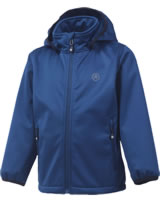 Color Kids Softshell-Jacke RALADO estate blue 103965-188