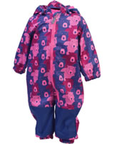 Color Kids Softshell-Overall KAJO MINI camellia rose 103828-4113