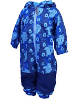 Color Kids Softshell-Overall KAJO MINI ocean 103828-128