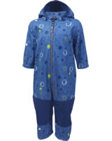 Color Kids Softshell-Overall TAJO MINI jeans blue 103899-112