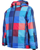 Color Kids Winterjacke m. Kapuze RIALTO estate blue 103758-188