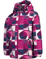 Color Kids Winterjacke m. Kapuze SAIGON camelia rose 103769-4113