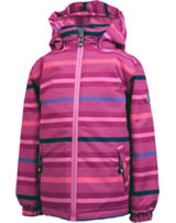 Color Kids Winterjacke m. Kapuze SAIGON raspberry 103769-443