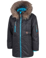 Color Kids Parka THUNDER Explore black 102732-96