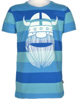 Danefae Kinder-T-Shirt Kurzarm RAINBOW RINGER tidal 10863-3015