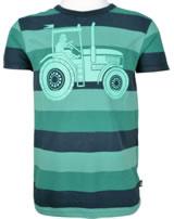 Danefae Kinder-T-Shirt Kurzarm SIGURD RINGER cocodrillo 10600-3027