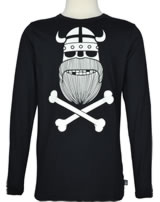 Danefae Shirt long sleeves GHOTS OF ERIK black/ glow in the dark 11454-3111