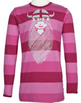 Danefae Kinder-T-Shirt Langarm NORTHPOLE TEE FREJA arle 11471-3103